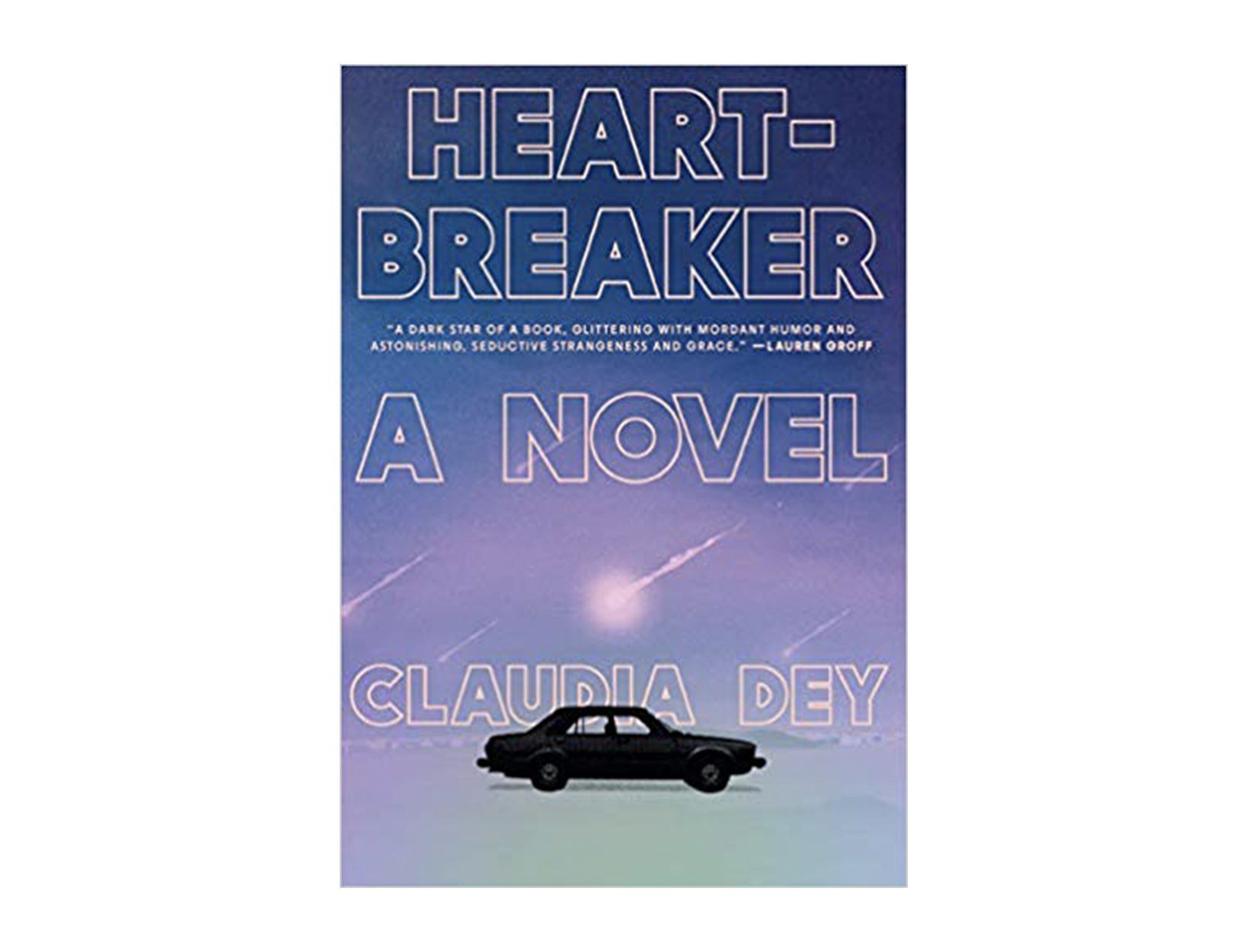 <em>Heartbreaker</em> by Claudia Dey