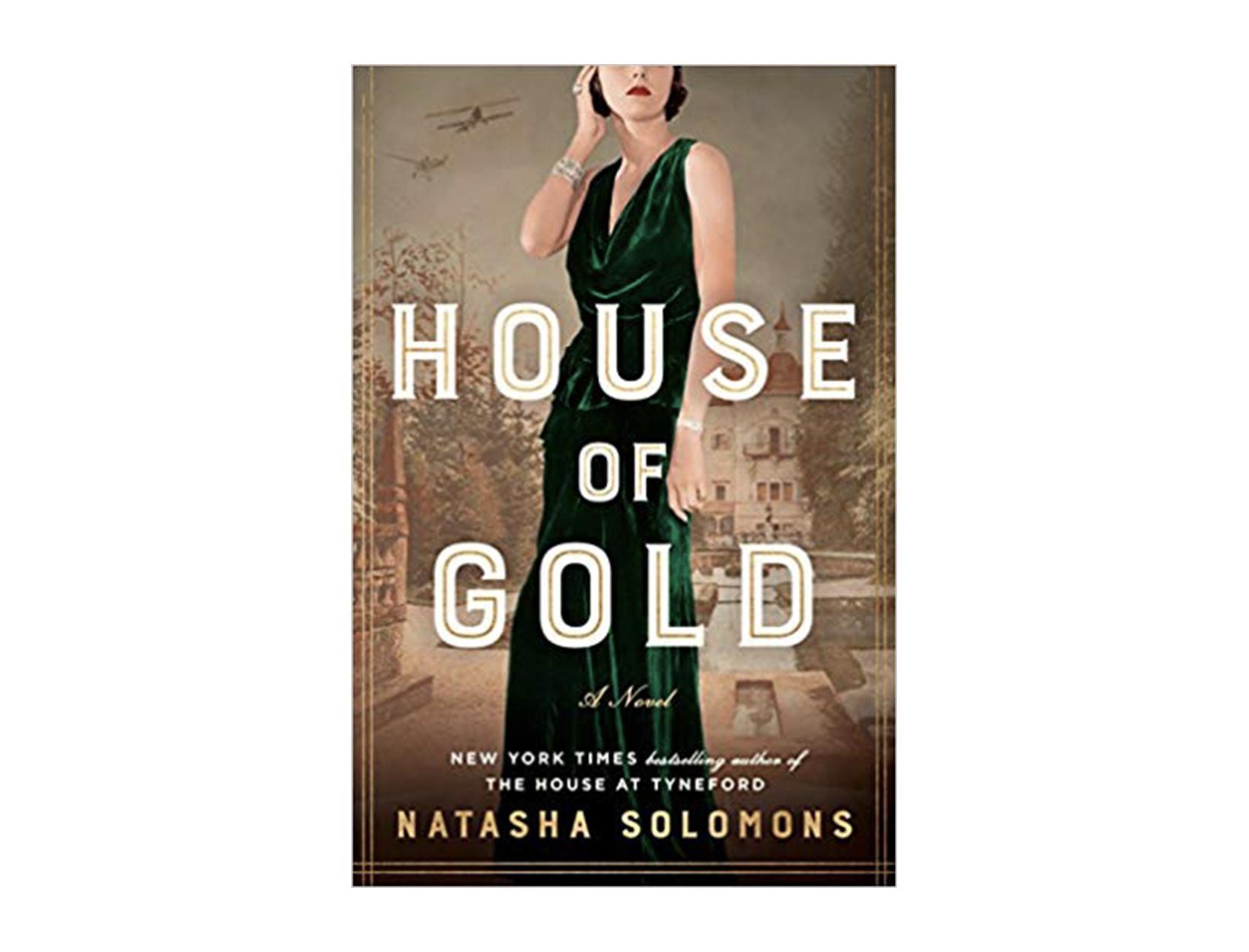<em>House of Gold</em> by Natasha Solomons