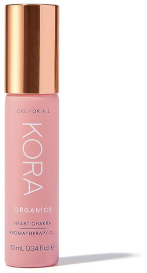 Kora Organics Heart Chakra Aromatherapy Oil