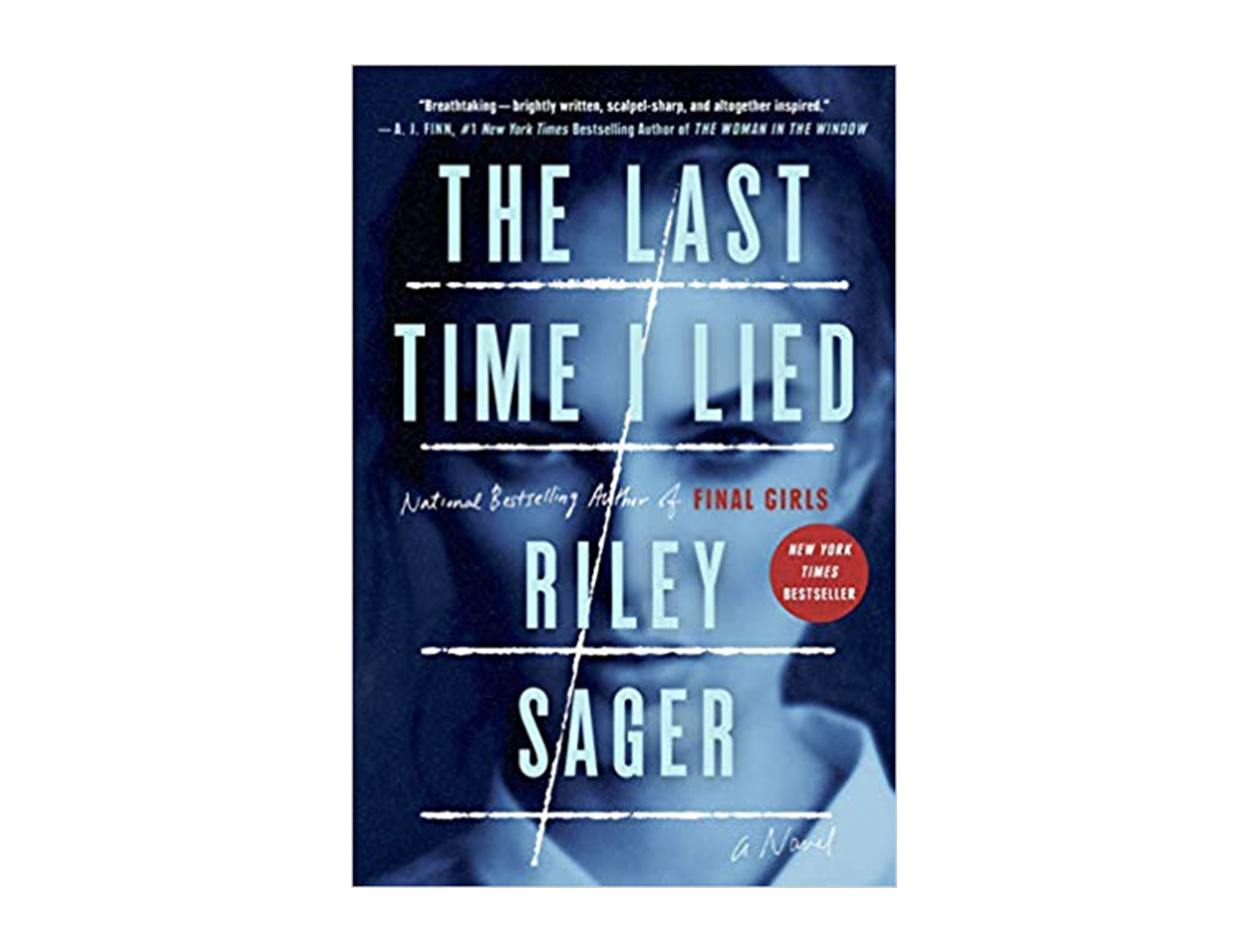 <em>The Last Time I Lied</em> by Riley Sager