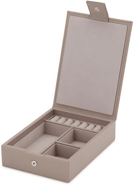 SMYTHSON Personalized Travel Jewelry Box