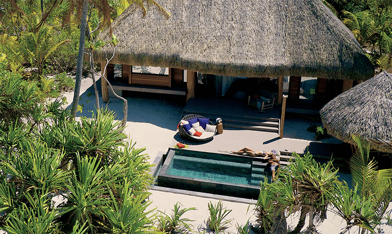 The Brando in French Polynesia, from $3,000 per night
