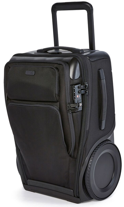G-RO Carry-On Gravityroll Wheel Suitcase