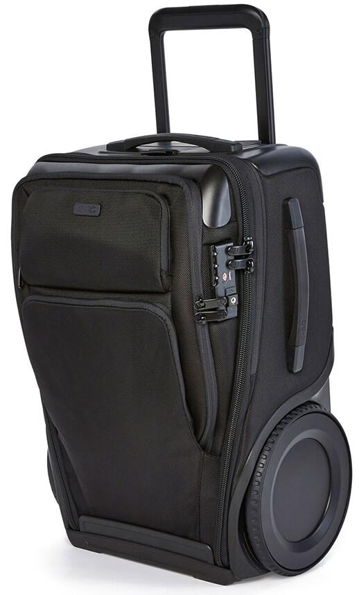 G-RO Carry-On Gravityroll Wheel Suitcase