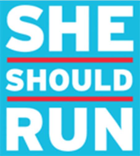 She Should Run Make a donation