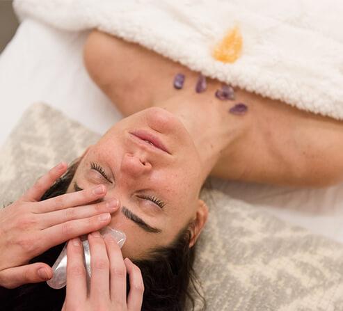 Julie Civiello Polier Shamanic facials