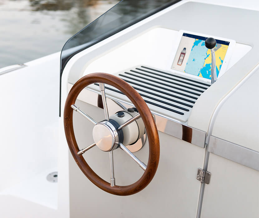 Q YACHTS Electric zero-emissions yacht