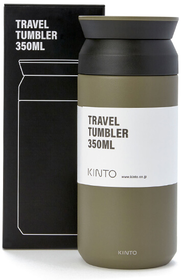Kinto Travel Tumbler, 12 oz