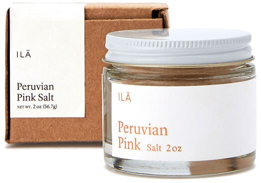 ILA Peruvian Pink Salt