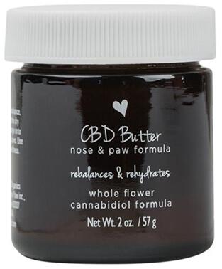 CBD Butter Paleo Paw
