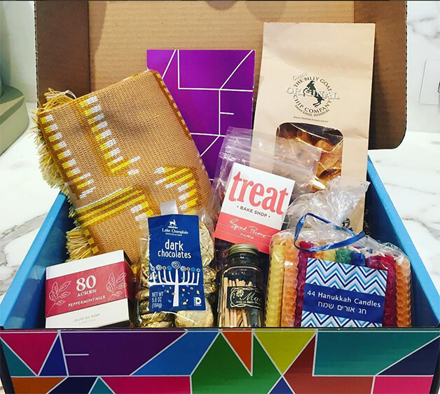 HELLO MAZEL Jewish Stuff Subscription Box