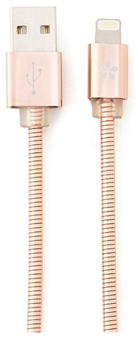 Design Loop Rose Gold Lightning Cable