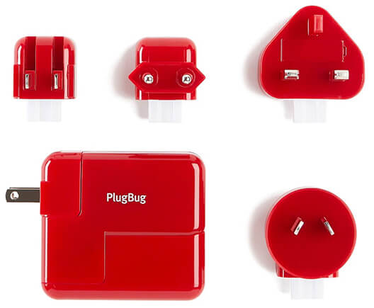Twelve South PlugBug Duo International Multi Device Charger
