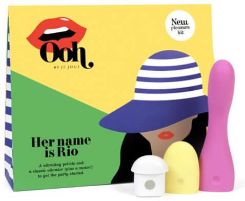 Je Joue Rio Pleasure Kit