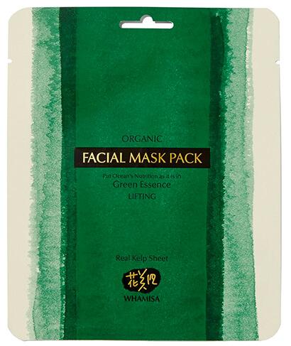 misa Organic Kelp Sheet Mask