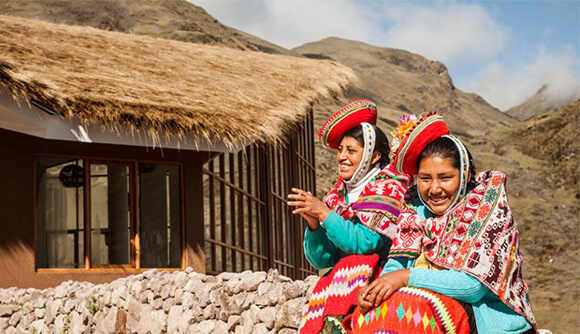 Mountain Lodges Sacred Valley and Lares Adventure