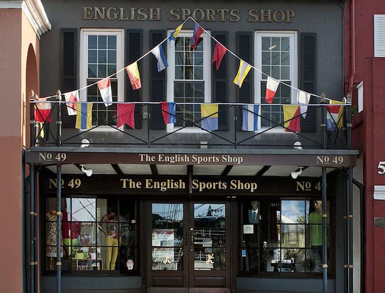 The English Sports Shop