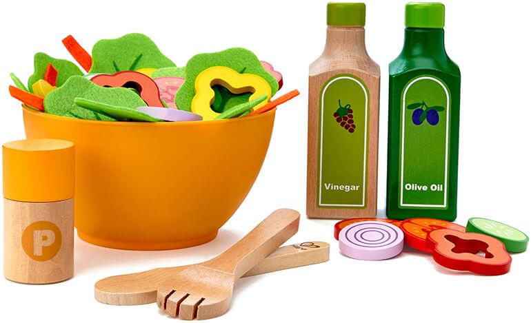HAPE TOYS Garden Salad Kit