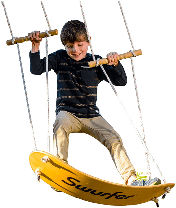 Swurfer Stand Up Surfing Swing