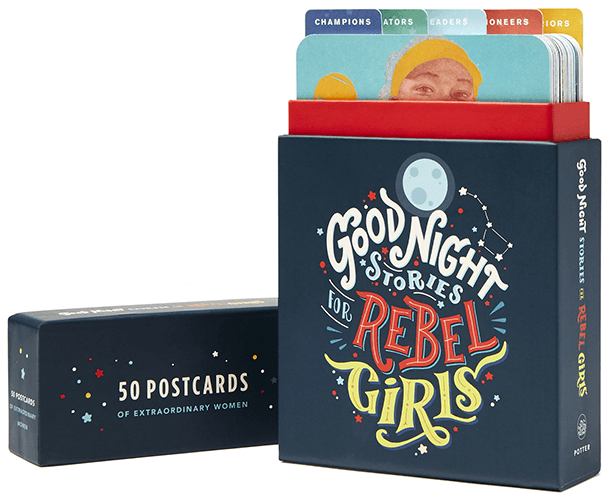 Penguin Random House Goodnight Stories For Rebel Girls