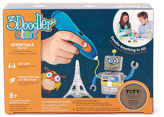 The 3Doodler Start Essential 3D Printing Pen Set