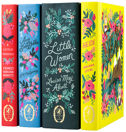 Juniper Books Puffin Bloom Set