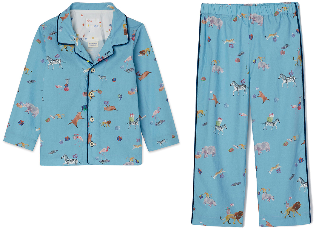 Goop X Oso & Me Goop Exclusive Kid'S Playsuit