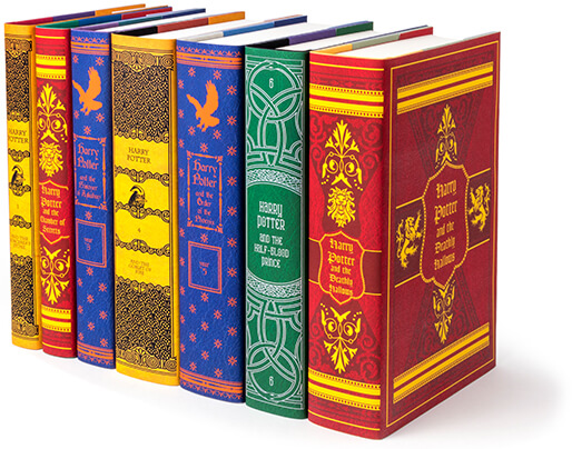 Juniper Books Harry Potter Mashup Set