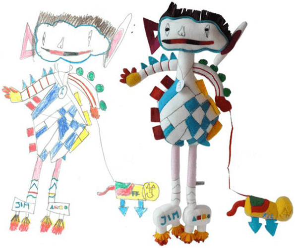 Trootoys Handmade Art Dolls
