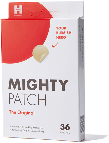 Mighty Patch Mighty Patch