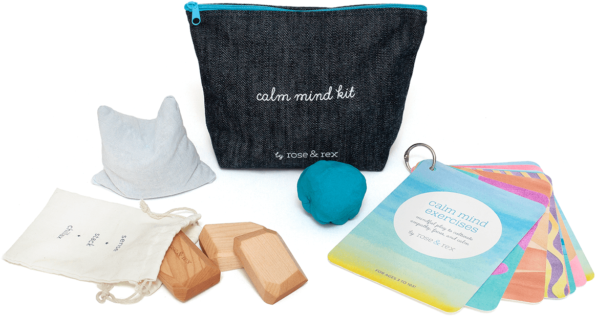 Rose & Rex Calm Mind Kit