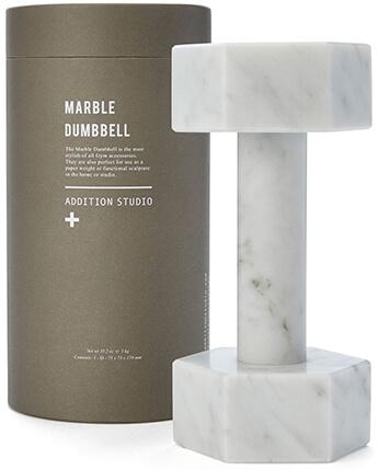 Marble Dumbbell