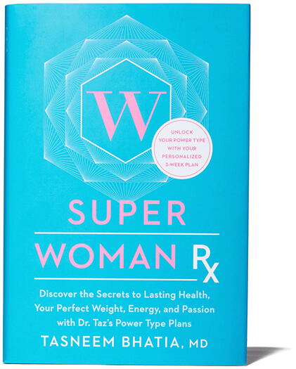 Super Woman Rx Book Cover