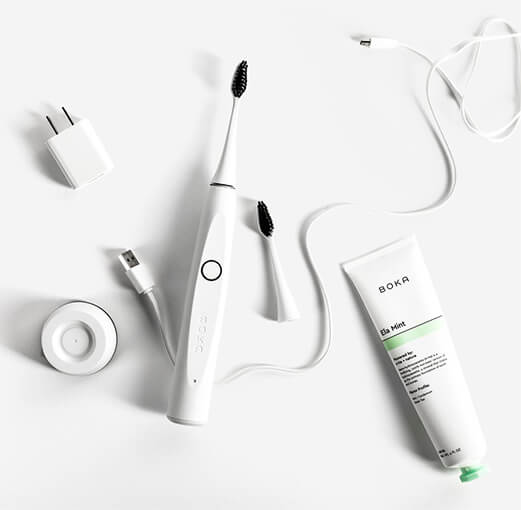 Charcoal Electric Toothbrush