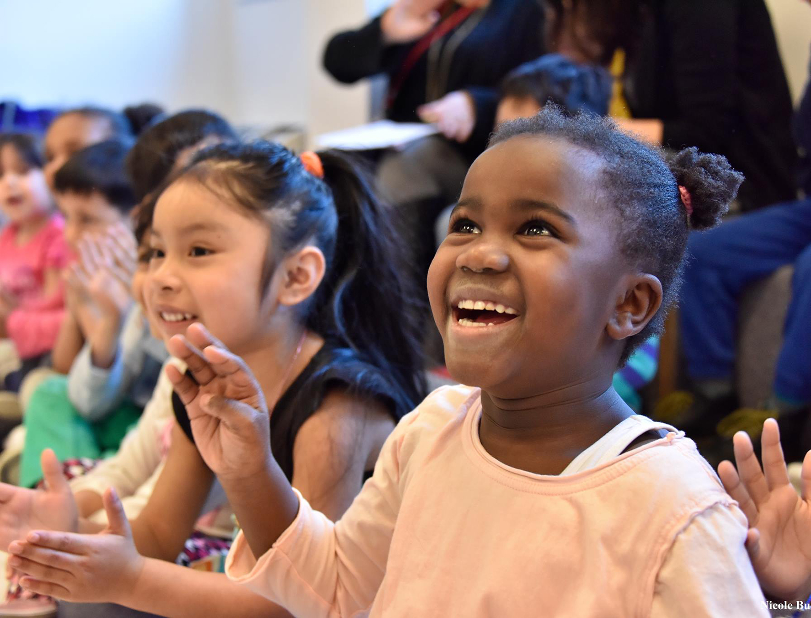 The Association to Benefit Children <br>New York