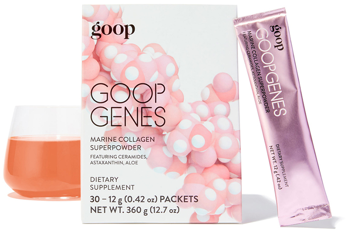 goop genes marine collagen superpowder