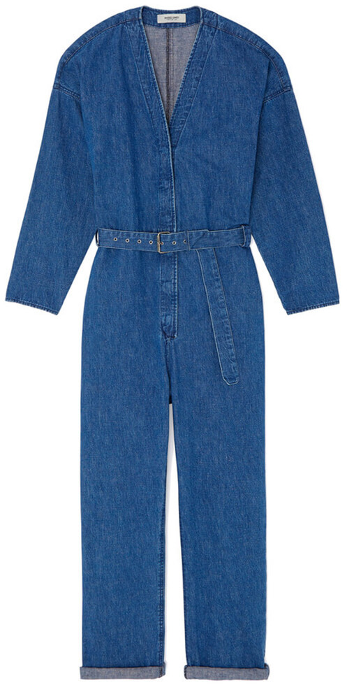 denim jumpsuit rachel comey