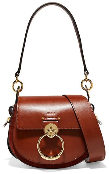 chloe brown bag