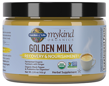 myKIND ORGANICS milk powder	Garden of Life