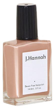 J. HANNAH nailpolish