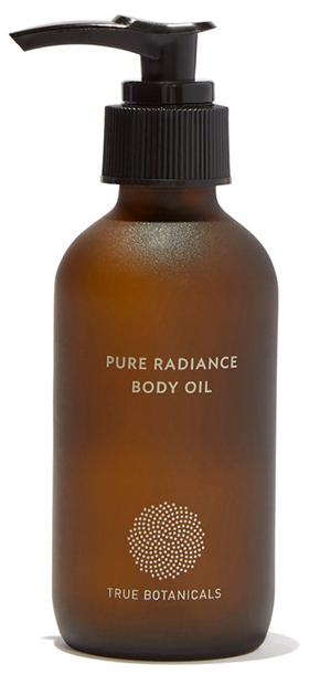 TRUE BOTANICALS body oil