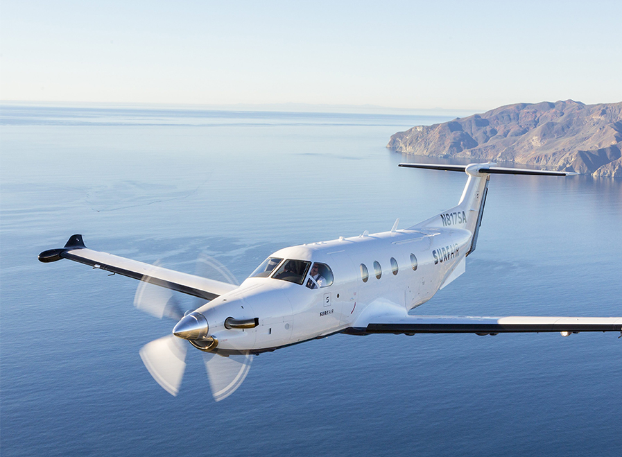 SURF AIR California, Surfair