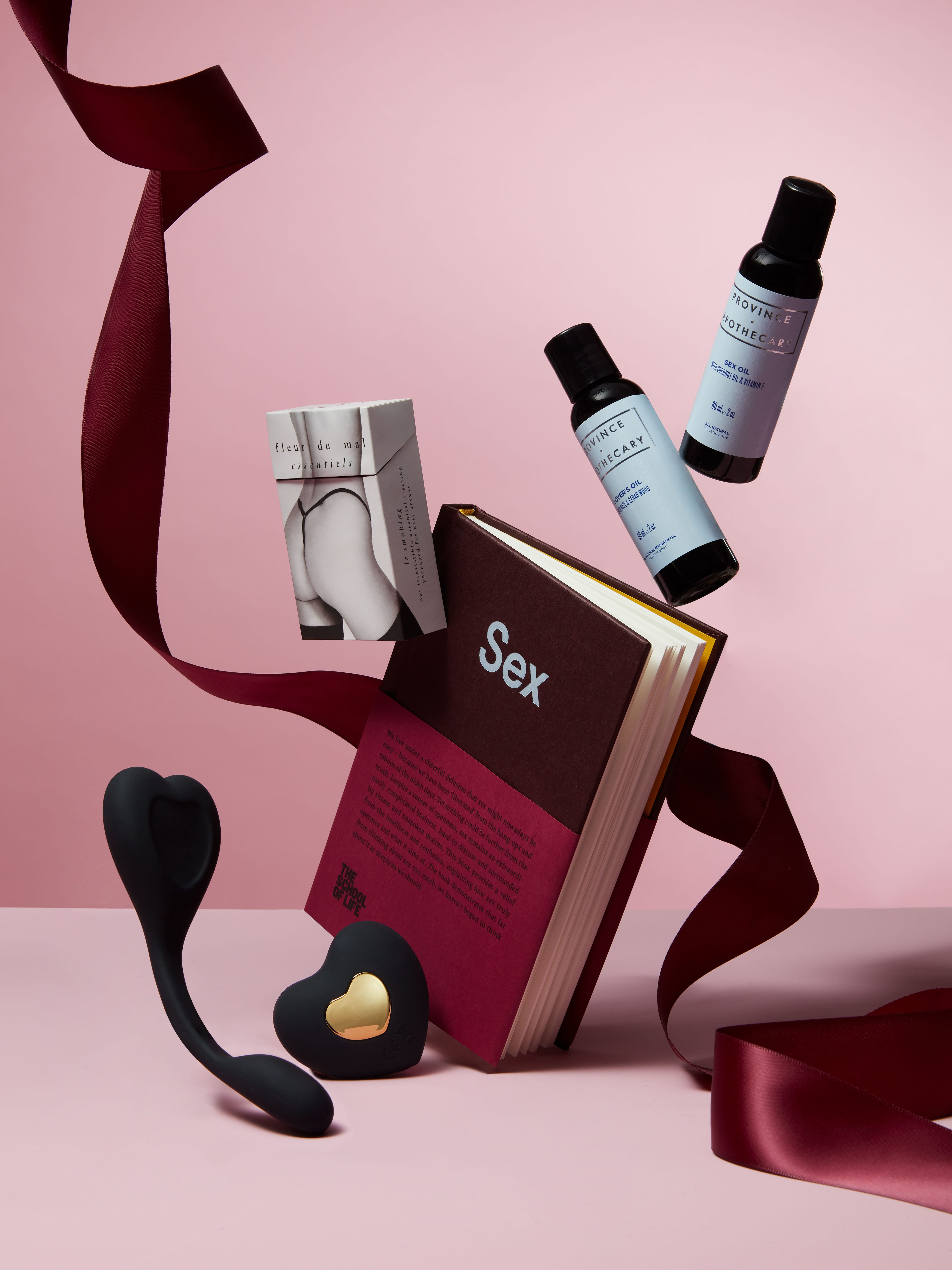 The Lover's Gift Guide