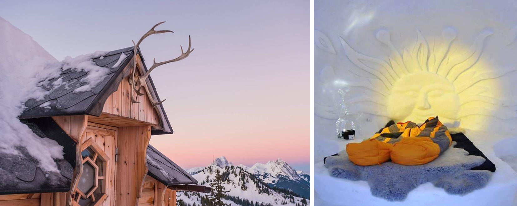 Andorran Ice Hotel