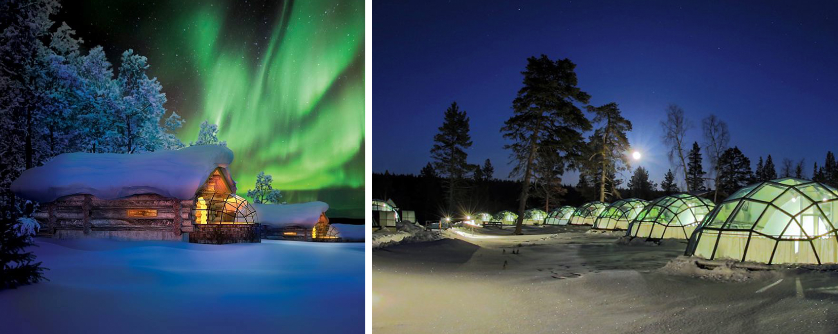 Finnish Ice Hotel