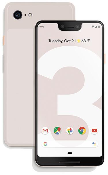 GOOGLE Not Pink Pixel Phone