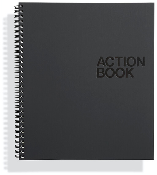 ACTION METHOD action book