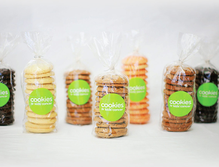 Cookies for Kids' Cancer <br>Nationwide