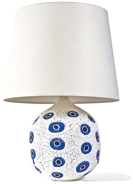 NETTO-NOCON ceramic lamp