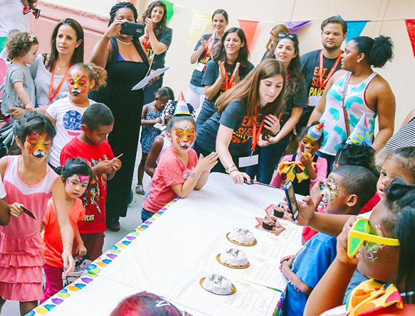 The Birthday Party Project <br>Nationwide